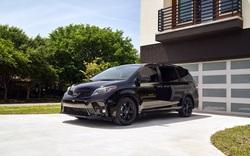 Toyota Sienna đời mới - Khi xe gia đình đấu cả SUV thể thao