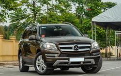 Cần xe nhỏ đi Tết, chủ xe bán lại 'khủng long' Mercedes-Benz GL giá rẻ kèm quảng cáo: 'Không cần quá lo về nhiên liệu'