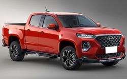 Cạnh tranh Ford Ranger, xe bán tải Hyundai sẽ sử dụng động cơ như xe sang