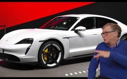 Tỉ phú Bill Gates tậu ngay Porsche Taycan nhưng chê sạc lâu, không tiện như đổ xăng 5-10 phút/lần