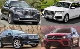 BMW X7 sắp về Việt Nam cần dè chừng những 'khủng long' 7 chỗ giá tới cả chục tỷ đồng