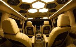 Đại lý hé lộ Ford Tourneo bản Limousine tiền tỷ cho khách Việt, đối đầu Kia Sedona bản độ hạng sang