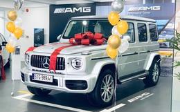 Mercedes-AMG G63 2019 chính hãng giá hơn 10 tỷ đồng bắt đầu đến tay khách Việt