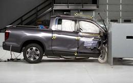 Bán tải bị đánh giá kém an toàn: Ford F-150 và Chevrolet Colorado bị chấm trung bình