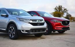 Mazda CX-5 và Honda CR-V đua giảm giá sốc tại đại lý, nhiều nhất 70 triệu đồng