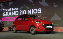 Ảnh thực tế và giá tham khảo Hyundai Grand i10 thế hệ mới sẽ về Việt Nam