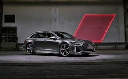 Ra mắt Audi RS6 Avant với công suất khủng 592 mã lực