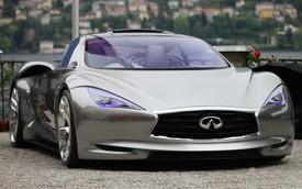 Infiniti tham vọng về siêu xe 600 mã lực