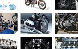 Xe máy có những kiểu động cơ nào?