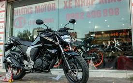 Cận cảnh Yamaha FZ ver 2.0 tại Việt Nam