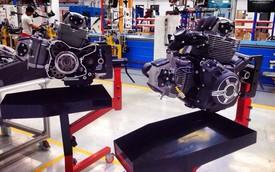 Cận cảnh Ducati Scrambler sản xuất tại Thái Lan