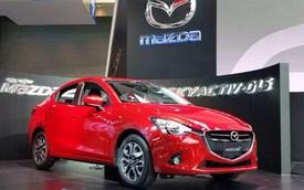 Mazda2 Sedan chính thức ra mắt tại Thái Lan