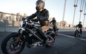 """Harley-Davidson LiveWire - Xe """"yên tĩnh"""" nhất của Harley"""