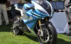 Siêu môtô LS-218 có vận tốc tối đa 350 km/h đã đến tay khách hàng