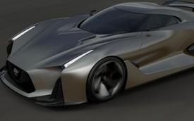 Nissan GT-R thế hệ mới: Sức mạnh xứng tầm siêu xe