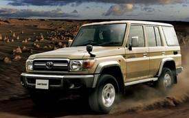 Toyota Land Cruiser 70 tái xuất sau 10 năm