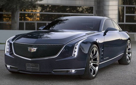 S-Class, 7-Series và A8 có đối thủ mới mang tên Cadillac LTS