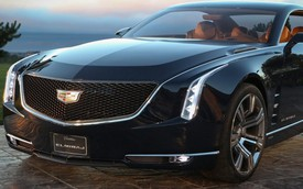 Toàn bộ xe Cadillac trong tương lai sẽ có tên CT hoặc XT