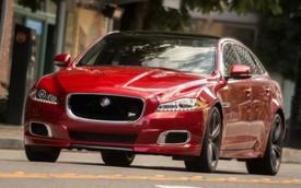"""Jaguar XJ thế hệ mới mang thiết kế """"lột xác"""""""