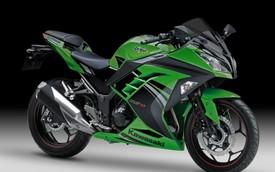 Kawasaki Ninja 300 Special Edition có giá đắt đỏ tại Anh