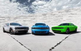 Dodge công bố giá bán dòng xe cơ bắp Dodge Challenger 2015