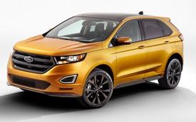 Ford Edge 2015 hỗ trợ tối đa người lái và tính năng an toàn