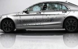 Mercedes-Benz S-Class Guard - Xe hạng sang chống đạn dành cho VIP