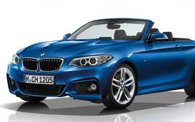 BMW tung ra gói nâng cấp M Sport cho 2-Series Convertible