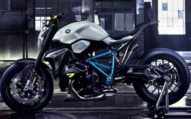 BMW R1200R 2015 sẽ có diện mạo tuyệt đẹp của Concept Roadster?