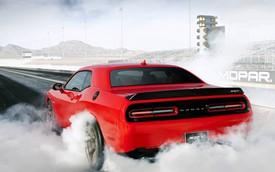 Xe cơ bắp mạnh nhất thế giới đắt khách ngoài dự kiến