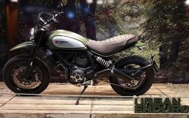 Ducati Scrambler nhắm đến nhiều đối tượng với 4 phiên bản khác nhau