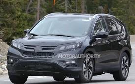 """Honda CR-V 2015 sẽ có """"bộ mặt"""" mới"""