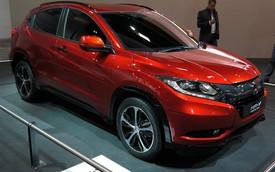 SUV giá rẻ Honda HR-V sẽ có phiên bản tiết kiệm nhiên liệu?