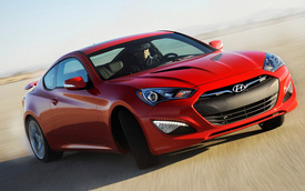 Hyundai Genesis Coupe 2015: Định vị cho người dùng cao cấp