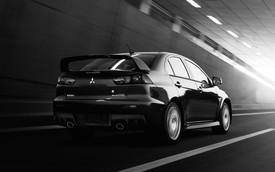 Không có xe kế nhiệm, Mitsubishi Evo được thay thế bằng SUV
