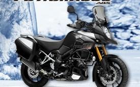 Suzuki V-Strom 1000 No Compromise: Cái tên không nói lên tất cả