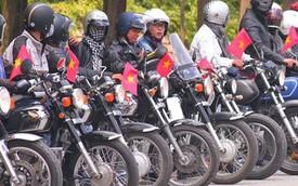 Hơn 200 chiếc xế độ của phượt thủ Sài Gòn đi Đà Lạt