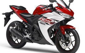 Yamaha YZF-R3 320cc bất ngờ ra mắt?
