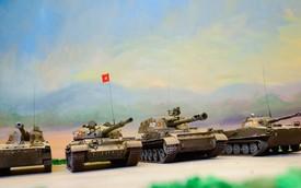 Bộ sưu tập mô hình quân sự khiến dân chơi thèm muốn