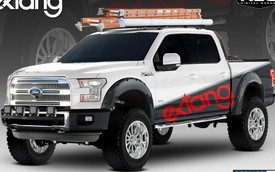 "Diện kiến loạt bán tải ""hot"" Ford F-150 đặc biệt tại SEMA sắp tới"