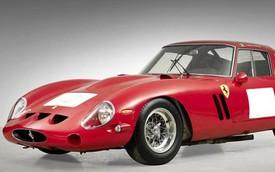 Siêu xe Ferrari 250 GTO được bán với giá 38 triệu USD