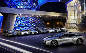 BMW chiến thắng Audi trong cuộc đua đèn laser