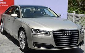 Audi A8L 4.0 TFSI có giá 4,8 tỉ đồng tại Việt Nam