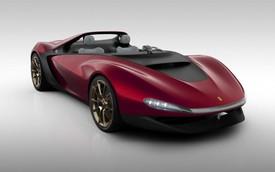"""Siêu xe Sergio Concept có bản sản xuất và đã """"cháy hàng"""""""