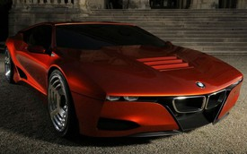 BMW giới thiệu siêu xe i9 nhân kỷ niệm 100 tuổi