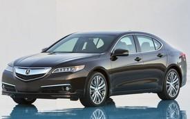 Acura TLX Sedan có giá từ 30.995 USD