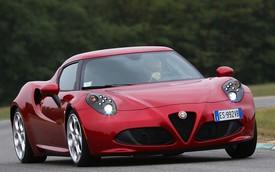 Alfa Romeo 4C đến Mỹ với giá từ 55.195 USD