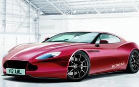 Aston Martin DB9 mới sẽ được trình làng năm 2016