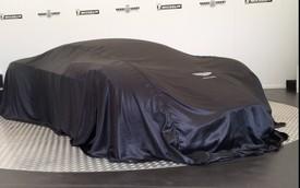 Aston Martin DP-100 chính thức lộ diện