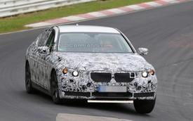 Cận cảnh nội thất sang trọng của BMW 7-Series